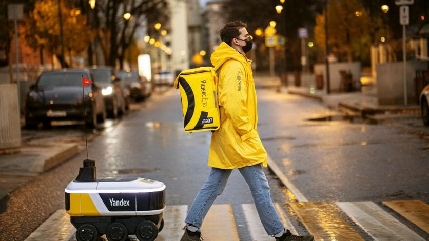 «Яндекс» рассказал о достижениях беспилотников «Ровер»