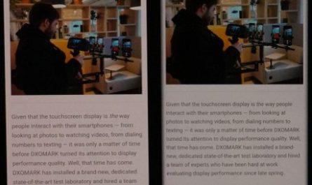 Эксперты DxOMark оценили дисплей флагманского OnePlus 8T