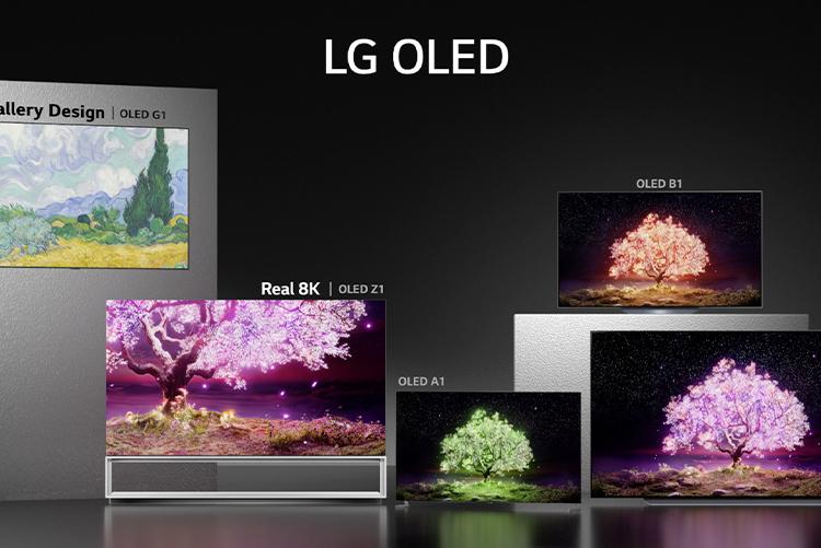 LG начала поставки телевизоров моделей 2021 года — большие диагонали и разрешение до 8K