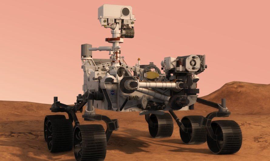 NASA опубликовало «живое» видео и образцы звука с поверхности Марса
