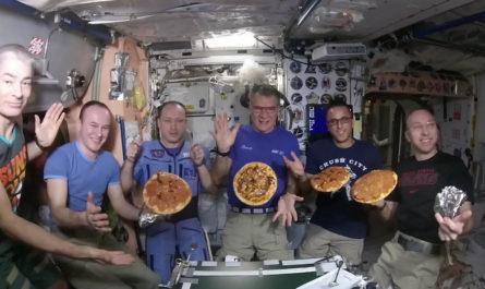 NASA заплатит $500 000 за разработку новой космической еды