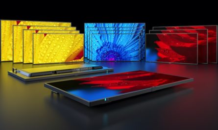 NEC представила линейку профессиональных широкоформатных дисплеев