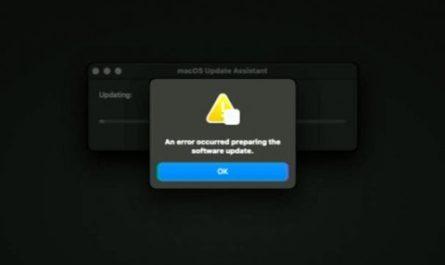Обновление macOS Big Sur приводит к потере личных данных
