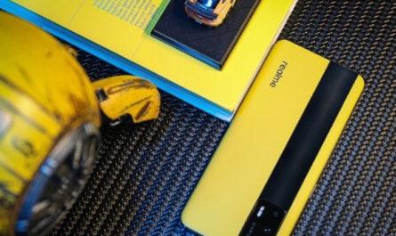 Потенциальные покупатели зарезервировали более 1 млн флагманских смартфонов Realme GT 5G