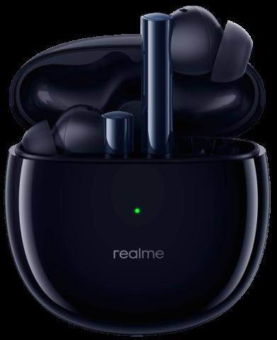 Realme Buds Air 2 с активным шумоподавлением оценили в $45