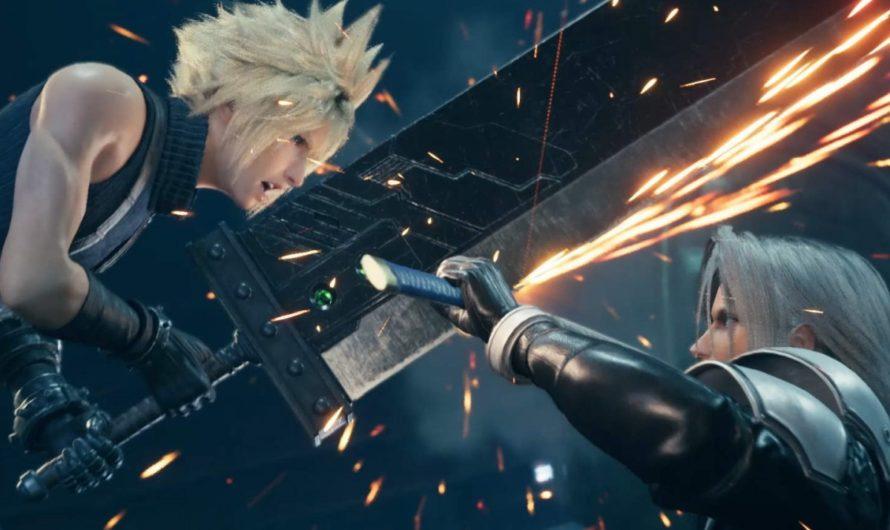 Ремейк Final Fantasy VII выйдет на iOS и Android