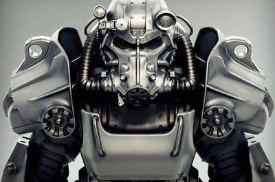 Россияне делают настоящую силовую броню из Fallout у себя в гараже [ВИДЕО]