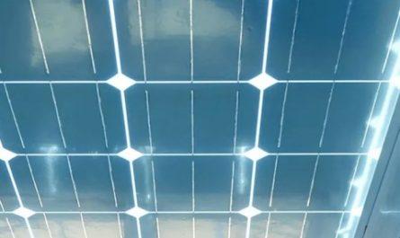 Российские физики сделали прозрачную солнечную панель с высоким КПД