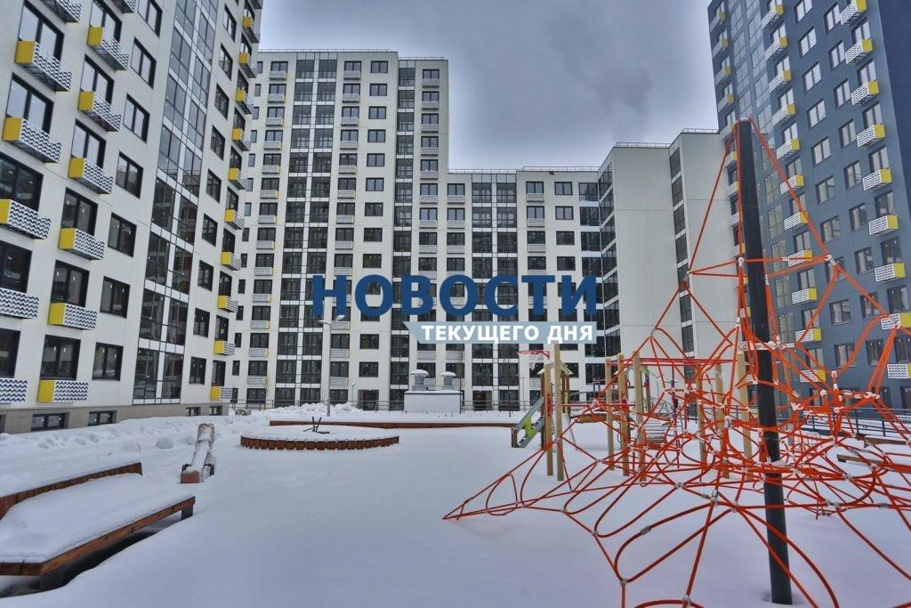 Завершено строительство дома на 1328 квартир в ЖК «Москвичка»