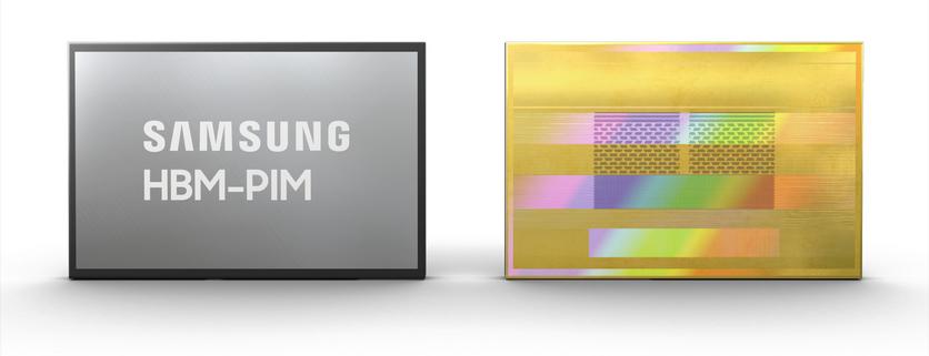 Samsung представила первую в мире память со встроенным ИИ