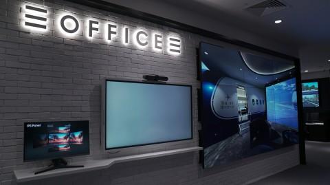 Система от Samsung и Logitech для конференций и планёрок