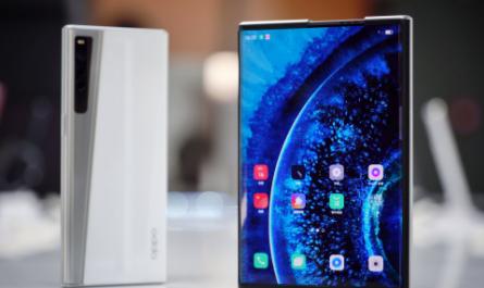 Слух: OPPO, Google и Xiaomi выпустят гибкие смартфоны
