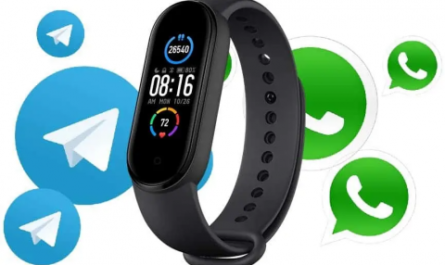Слух: Xiaomi Mi Band 6 получит GPS и поддержку Telegram