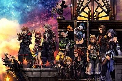 Square Enix представила системные требования Kingdom Hearts III