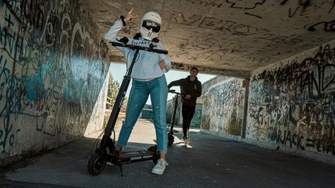 Starway HERO S9: спорткар среди самокатов