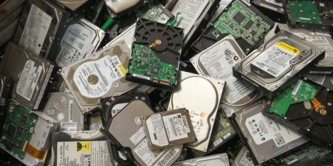 В 2020-м проданные жёсткие диски установили рекорд ёмкости