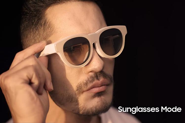 Видеоролики про перспективные очки дополненной реальности Samsung слили в Сеть