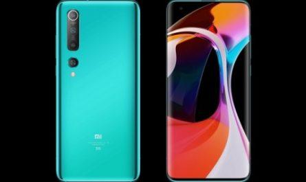 Xiaomi выпустит обновлённую версию Mi10 на Snapdragon 870