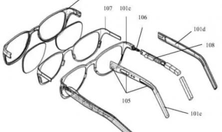 Xiaomi запатентовала умные очки с медицинскими функциями