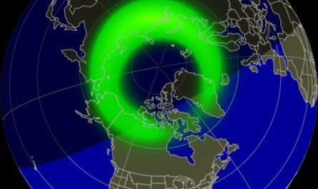 Запущен сайт для онлайн-наблюдения за северным сиянием