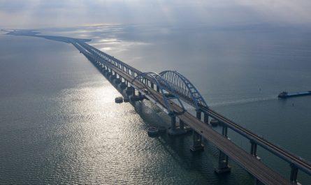 Семь мостов в Москве построят с применением технологий возведения конструкций через Керченский пролив