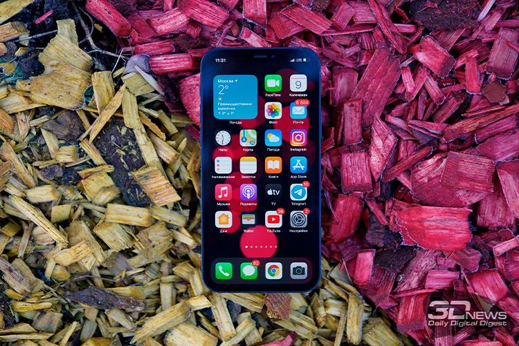 Apple вскоре перенесёт до 10 % производства iPhone 12 в Индию, если слухи верны