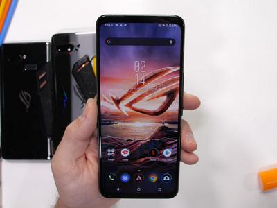 ASUS ROG Phone 5 с треском провалил тест на прочность [ВИДЕО]