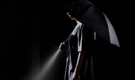 Автоматический зонт Xiaomi с фонариком стоит $15