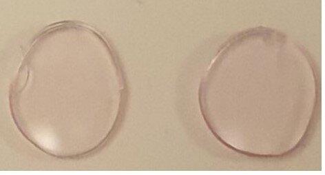 Безопасные контактные линзы корректируют зрение дальтоников