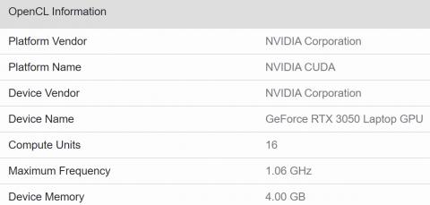 Бюджетная NVIDIA RTX 3050 скоро в продаже. Уже известны спецификации