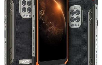 Doogee S86: аккумулятор на 8500 мАч, NFC и выгодная цена
