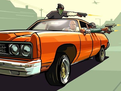 Фанаты объединили карты GTA III, Vice City, San Andreas, Bully и Manhunt
