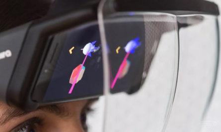Гарнитура смешанной реальности от компании Apple получит сразу 15 камер