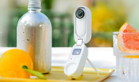 Insta360 GO 2: крошечная экшен-камера со сменными объективами