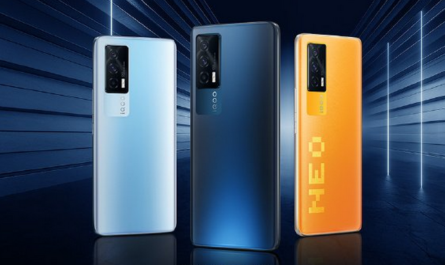 iQOO Neo 5 с экраном 120 Гц и Snapdragon 870 стоит всего $385