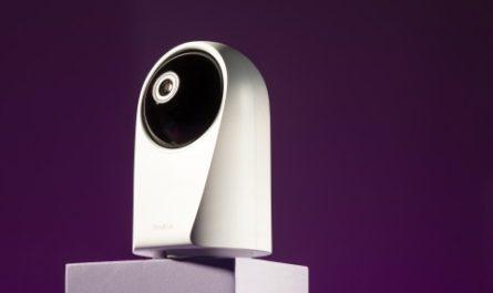 Камера видеонаблюдения realme Smart Cam 360°: контроль с обратной связью