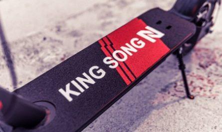 Kingsong N10: «заряженный» самокат по цене смартфона