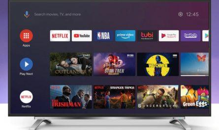 Molnia Electronics: 4K-телевизор Toshiba за 21 999 рублей