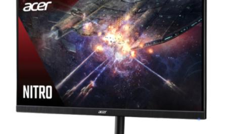 Монитор Acer Nitro XV272UX: 270 Гц, обилие портов и защита зрения