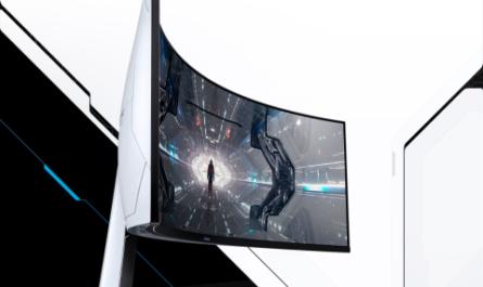 Монитор Samsung Odyssey G9 (2021) покажет рекордную яркость