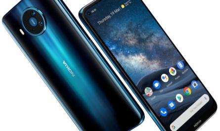 Наследник Nokia 8.3 получит процессор Snapdragon 775G и экран 120 Гц
