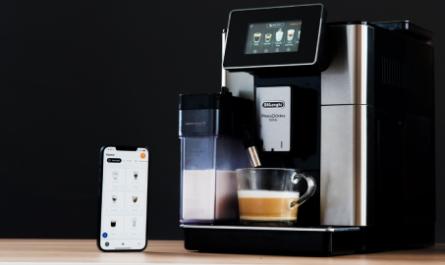 Настроить вкус кофе. Что умеет топовая кофемашина от De'Longhi?