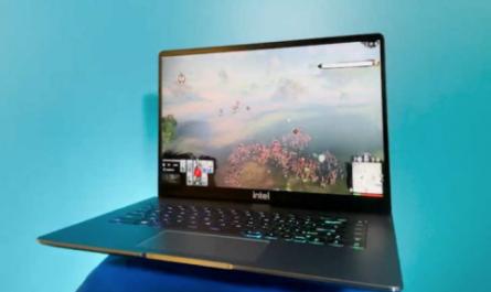 Новый мобильный чип Intel не уступает по производительности десктопным