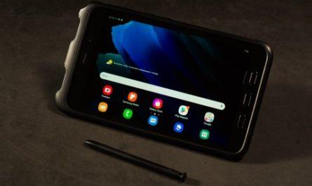 Обзор Samsung Galaxy Tab Active3: честная защита без фальш-болтов