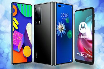Опрос: какой новый смартфон февраля вам понравился больше всего?