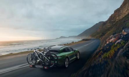 Porsche показала электровелосипеды в стиле Gran Turismo. Цена кусается