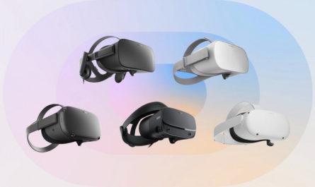 Продажи VR-гарнитуры Oculus Quest 2 оказались выше, чем всех предыдущих моделей Oculus вместе взятых