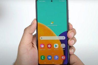 Распаковка и тест Samsung Galaxy A52 5G за неделю до анонса [ВИДЕО]