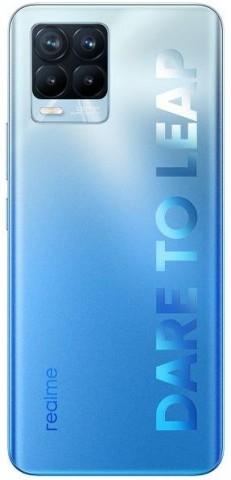 realme 8 Pro: камера 108 Мп, 50-ваттная зарядка и светящийся корпус