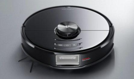 Roborock S6 MaxV: уборка и удалённое наблюдение за домом